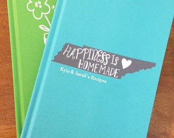 recipe journal recipe book christmas recipe