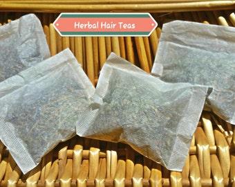 Herbal Hair Tea Bags