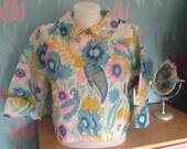 Vintage 1960s/1970s flora...