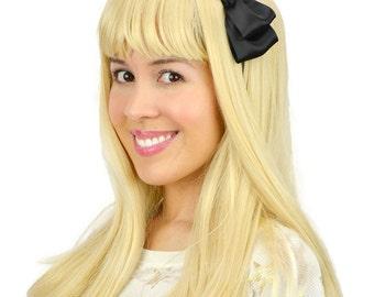 Alice in Wonderland Headband Alice in Wonderland Hair Bow Alice in Wonderland Bow Alice in Wonderland Hair Bow Alice in Wonderland Costume