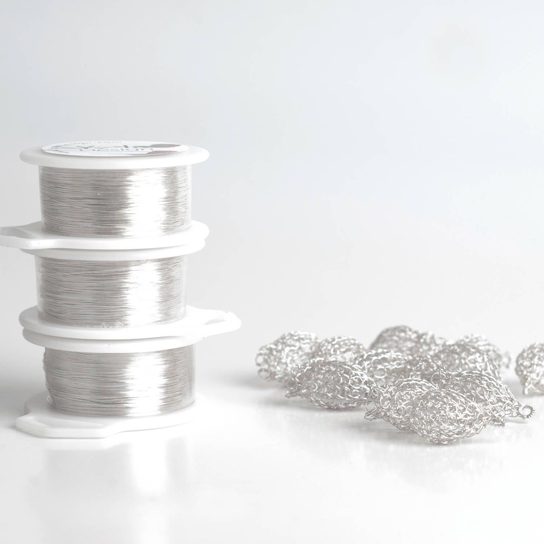 Silberdraht Silber vergoldet Draht