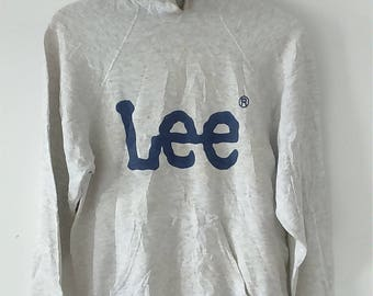 Hot Sale, Rare Vintage Lee Sweatshirt Size M Made in USA