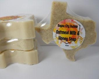 Oatmeal Milk & Honey - MP Soap