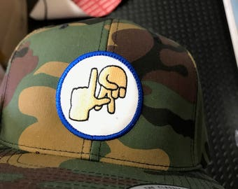 "The ""LA Emoji"" Snapback"