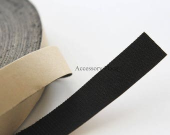 "5 Yards Thin Fabric Finishing Tape for Headbands Ends.. 15mm width(just under 5/8"")"