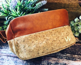 Men's Toiletry Bag, Personalized