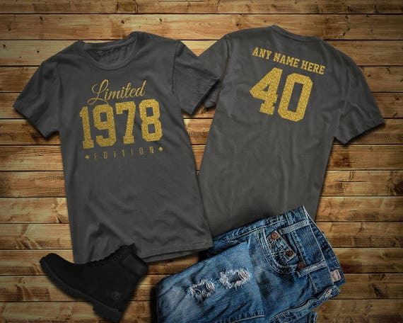 1978 t shirt ladies