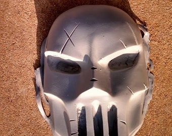 Teenage Mutant Ninja Turtles - Casey Jones Mask scarred casting