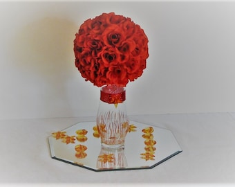 6 silk flower kissing ball hydrangea pomander ball 7d wedding centerpiece silk flower kissing ball centerpiece topiary centerpiece kissing balls for weddings pomander balls flower decoration mightylinksfo