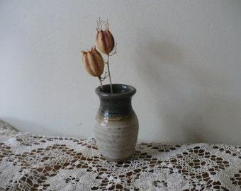 Small Studio Pottery Vase