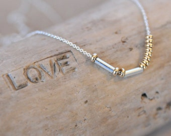 Love Morse Code Necklace, Love Necklace, Morse Code Jewelry, Love Jewelry, Love Necklace, Gold Morse Code, Gold Dainty Necklace