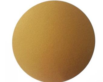 Circles 3 inch Metallic (35/pk) with Optional Holes | Die cut Circles | 3 inch circles | Cardstock Circles | Metallic Cardstock Circles