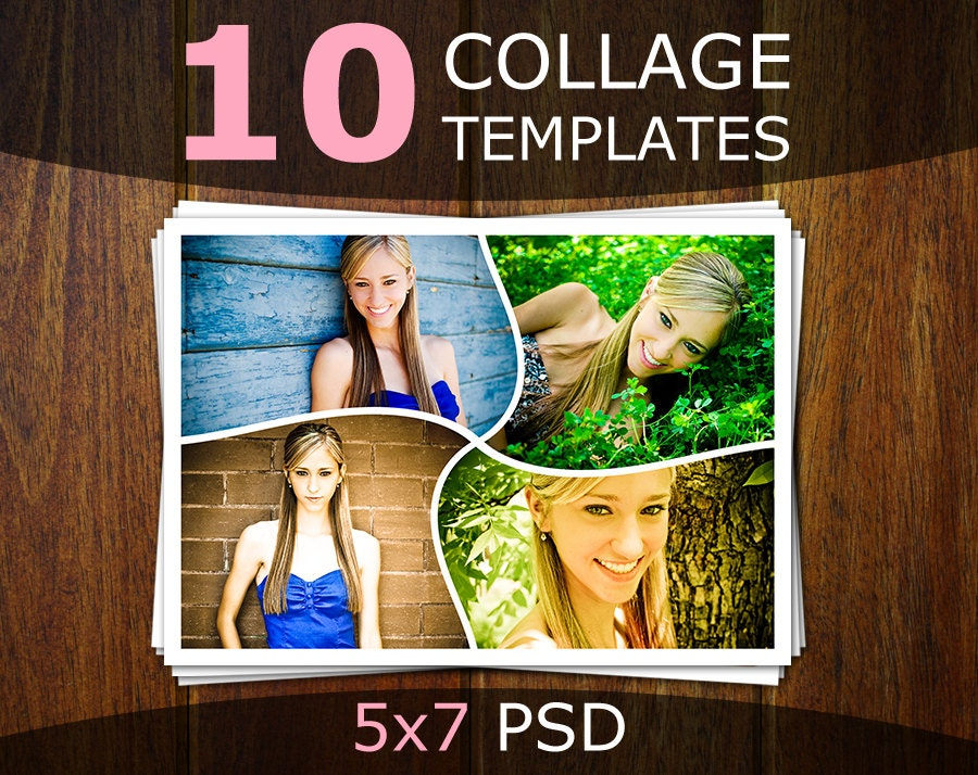collage template psd - Ecza.solinf.co