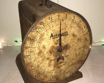 Vintage AutoWate Scale