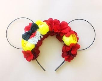 Mickey Bow Ears