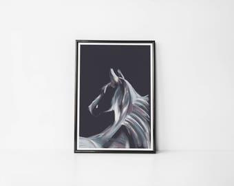 Horse II | Art Prints