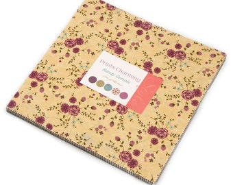 PRINTS CHARMING - Layer Cake - by Sandy Gervais for Moda - 17840