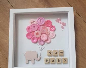 New Baby Gift Frame
