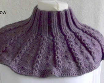MALLOW Knitting Pattern