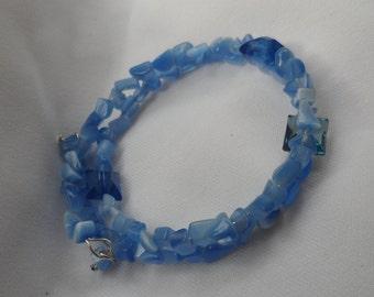 Blue Chip Bracelet