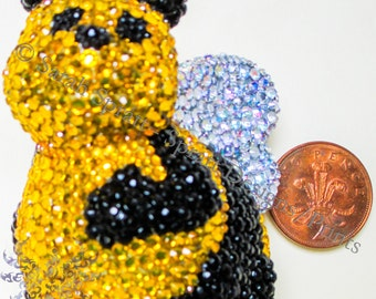 Sale, Special Offer, Busy Buzzy Bumble Bee, Diamante Embellished Bumble Bee