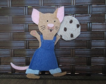 If You Give a Mouse a Cookie Finger Puppet