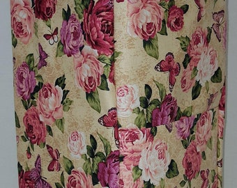 Roses & Butterflies Blender Cover w/Pockets (5 Options Available)