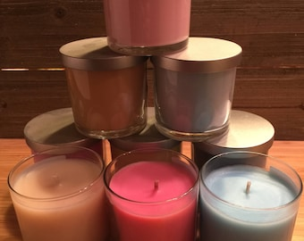 Soy Candle/11.5oz Jar Candle/Hand-Poured/Homemade