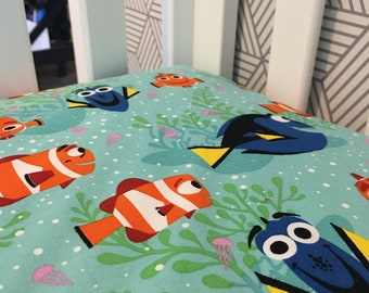 Finding Nemo Crib Sheet