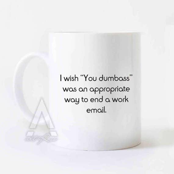 Items Similar To Funny Coworker Gift, Christmas Gifts For