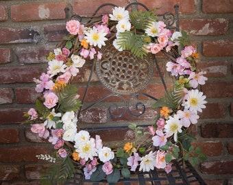 Cute Spring Wreath