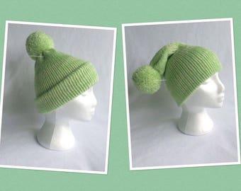 Apple Tree Slouchie Bobble Hat