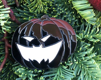 Bat O Lantern | Nightmare Before Christmas Pin Skull Enamel Pin Batman Pin Horror Enamel Pin Punk Enamel Pin Death Enamel Pin Backpack