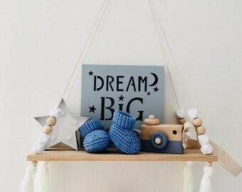 Baby Booties/ Crochet Booties/ Baby Boy Booties/ Newborn Baby Booties