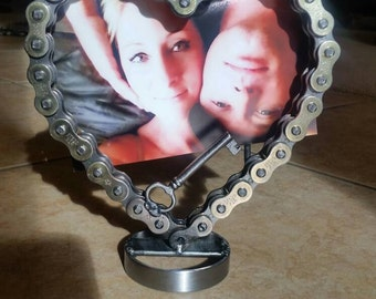 Gearhead Valentines Picture Holder