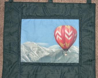 Mount Princeton Pin Quilt
