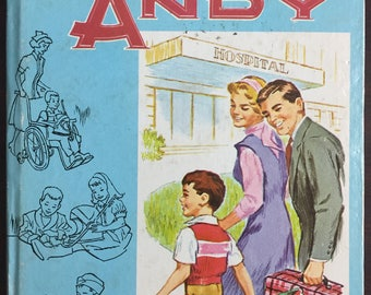 Andy: A Visit to the Hospital, Whitman Tell a Tale 1966