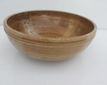 Vintage Studio Pottery Bowl.