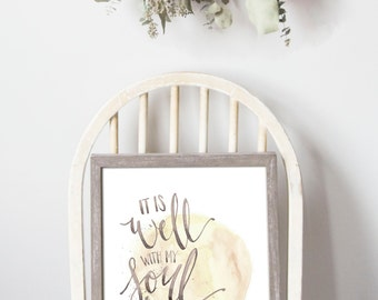 It is Well With My Soul Print
