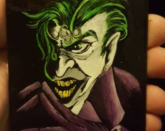 Mtg alter Zur the Enchanter, Joker