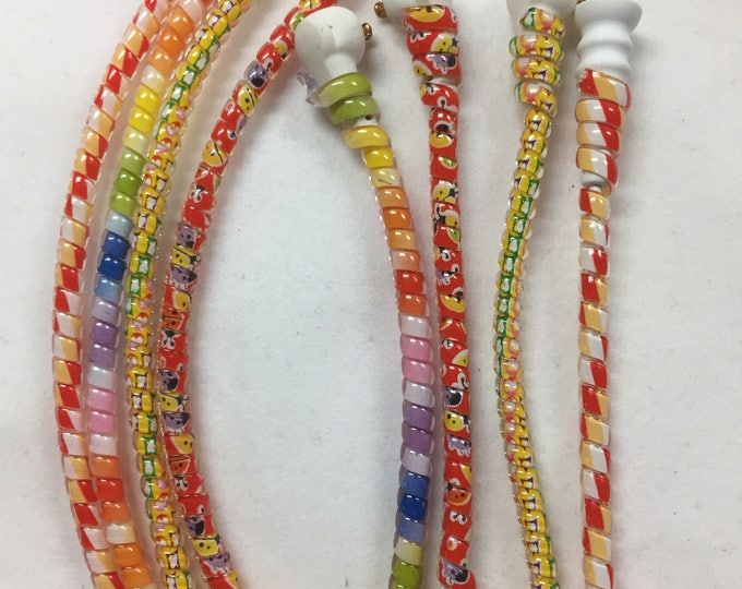 Unicorn wraps - set of 4 colors- Tube Decor & Cable Protection