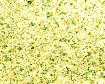 Garlic and Parsley Sea Salt