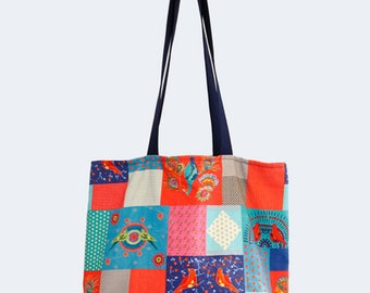 """Vintage Bird Collection """" Bags for life """""""