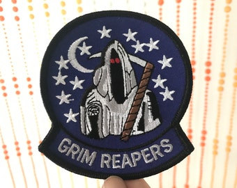 Vintage Grim Reapers Patch