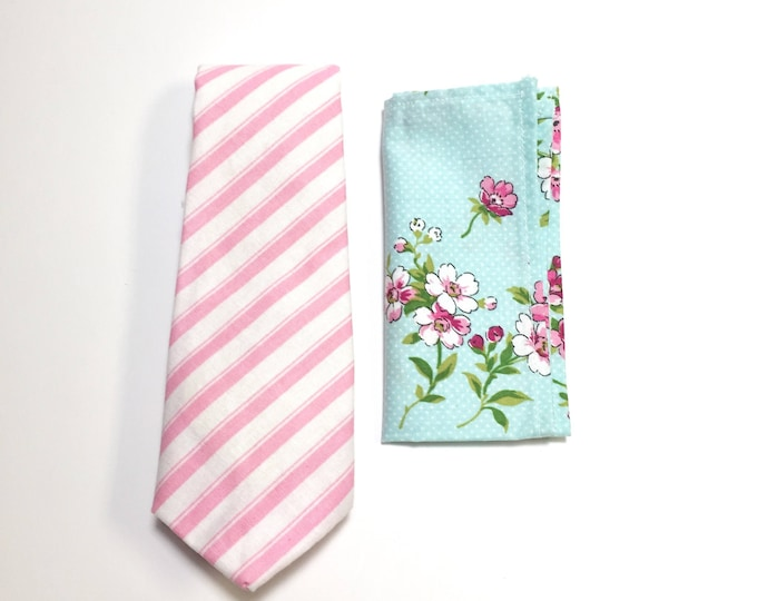 "The ""Why Am I Eating the Daisies?"" Tie and Square Pack"