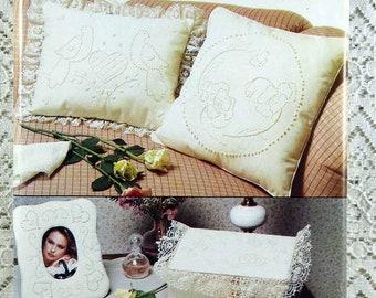 Butterick 6272, Candlewick Pattern, Candlewick Pillow Patterns, Candlewick Designs Pattern, Uncut