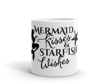 Mermaid Kisses Mug
