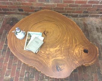 Wild mango coffee table