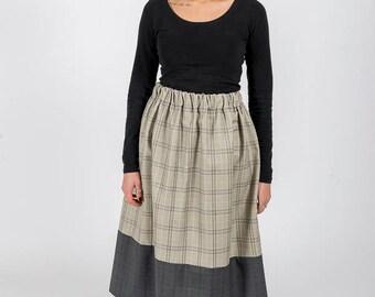 Skirt MoD. Sage/Light Paintings