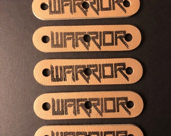 Warrior Pouches Slinghsot Catapults Camping Top Grain Pouch Cowhide  Quality Custom